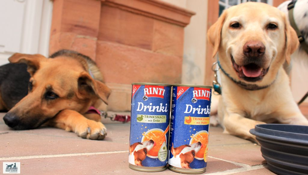 [Werbung] Trinksnack für unterwegs oder Rinti Drinki