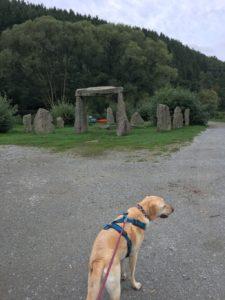 Stonehenge Schnitzmühle